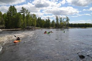 Best Place to Learn to Whitewater Kayak