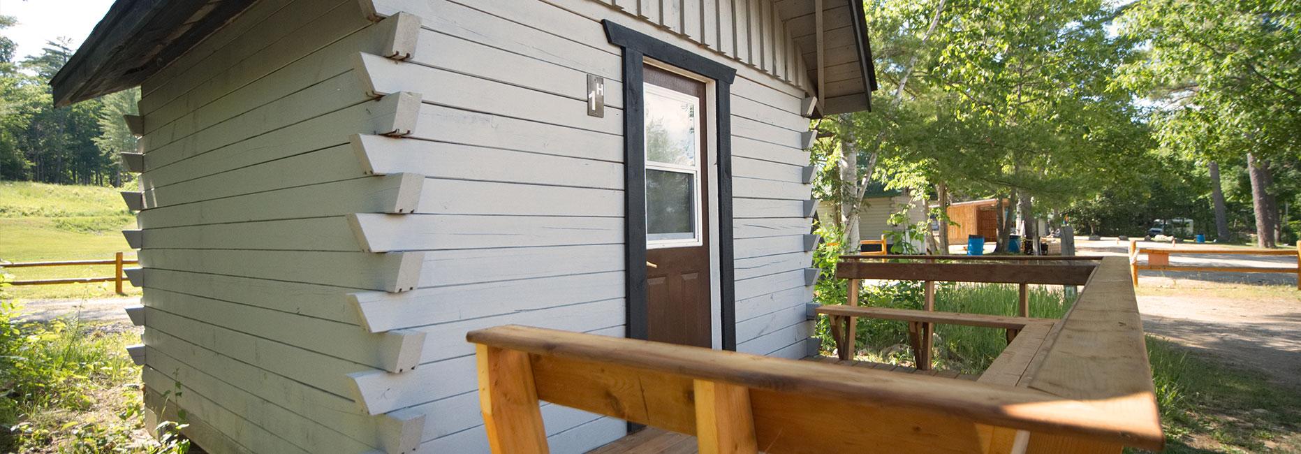 Hostel Cabin Plus