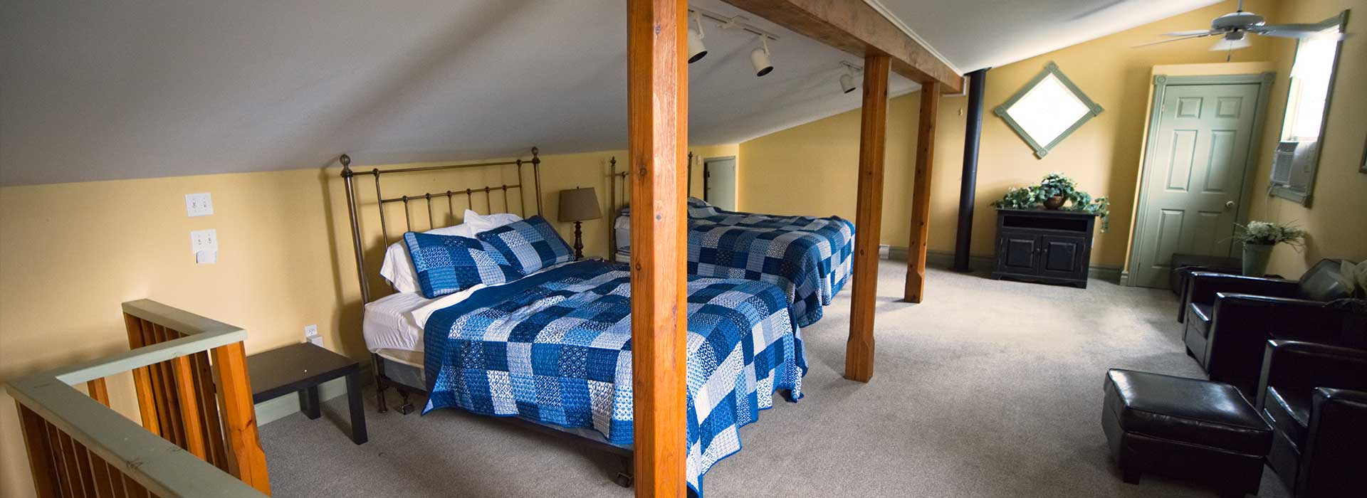 London House Main Bedroom