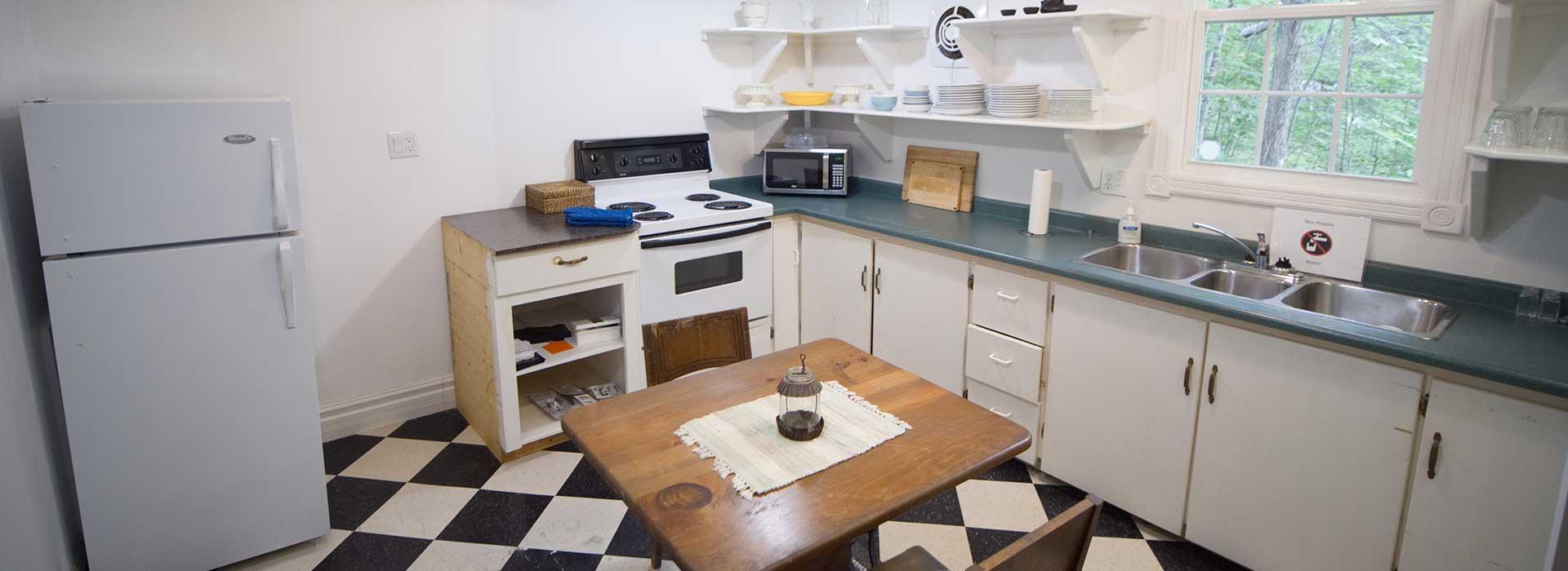 London House Main Kitchen