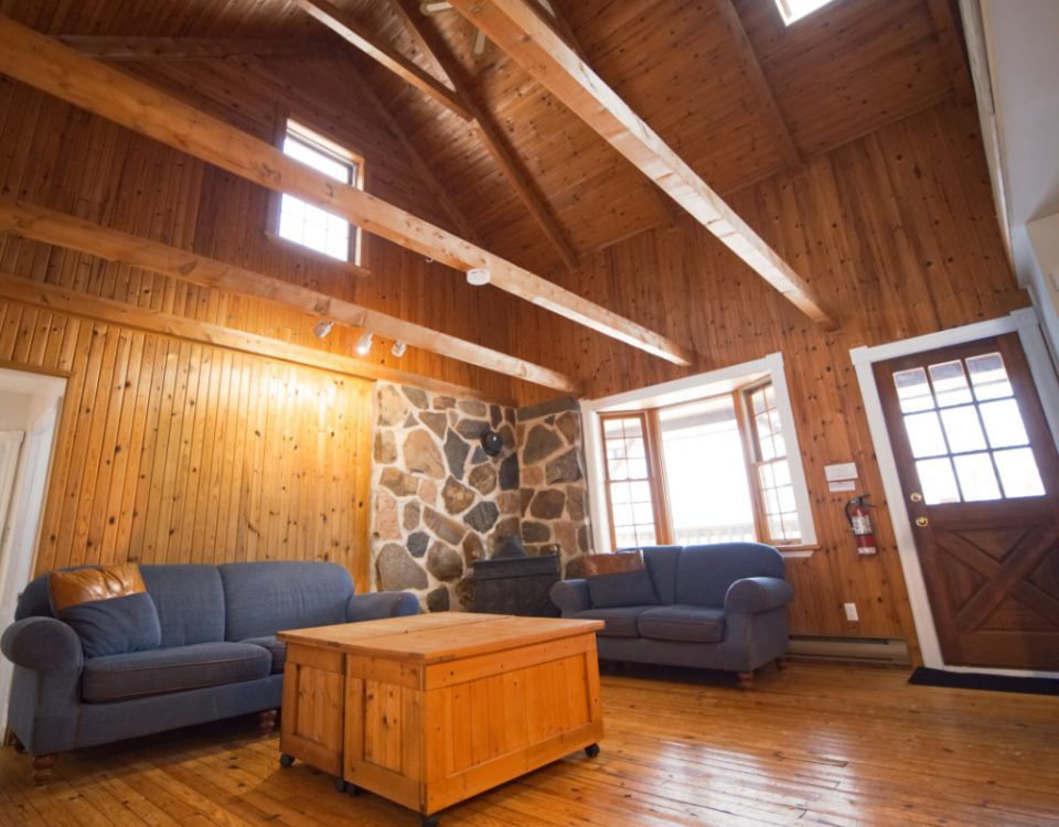Manor Main Living Room National Whitewater Park Wilderness Tours