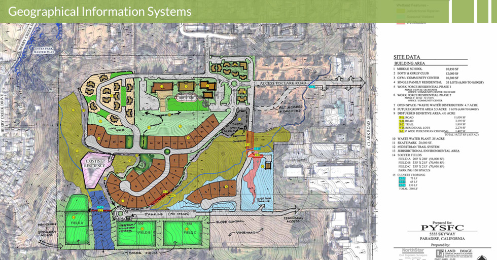 Melton Design Group, a landscape architecture firm, designed the Paradise Youth Sports and Family Center in Paradise, CA. Complete with many different fields and community areas for every age.