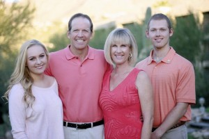 Sara, Scott, Pam, and Sean