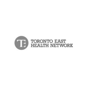 Toronto East Health Network Logo