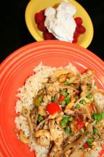 Asian-Style Cashew Chicken