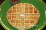 Waffles (eggless and nut free)