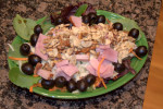 Ham and Olive Salad