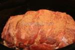 Crockpot Pulled Pork Butt
