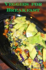 Adding Veggies to Your Breakfast