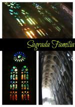 Sagrada Família, Barcelona, Spain, My favorite man made site I have been to