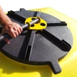 Center Fill Hopper Wrench