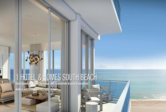 1 HOTEL _ HOMES SOUTH BEACH
