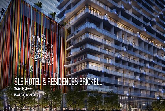 SLS HOTEL _ RESIDENCES BRICKELL