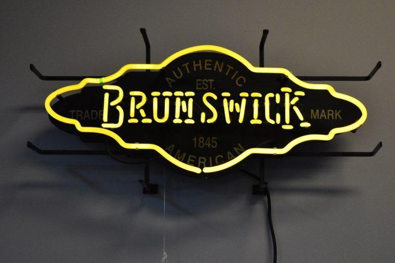 Brunswick signage