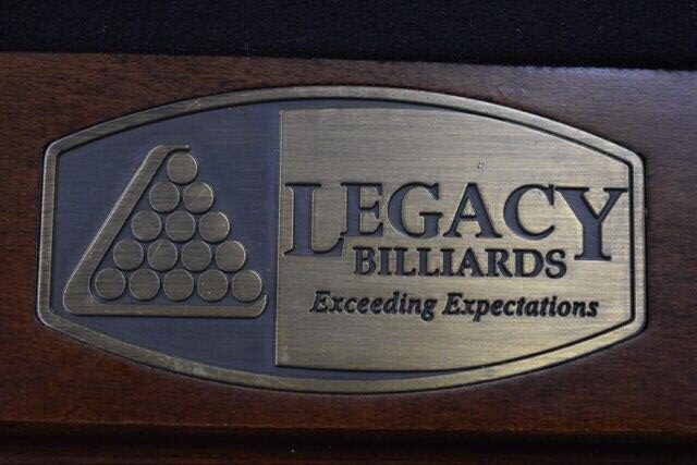 Legacy Billiards Exceeding Expectations