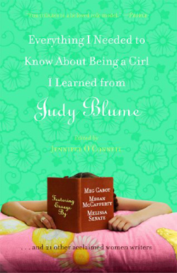 Berta Platas' Everything I Needed to Know About Being A Girl I Learned from Judy Blume