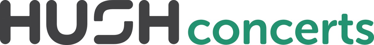 Copy of HushConcerts_HorizontalColor DARKGREEN-flat-hiresRGB