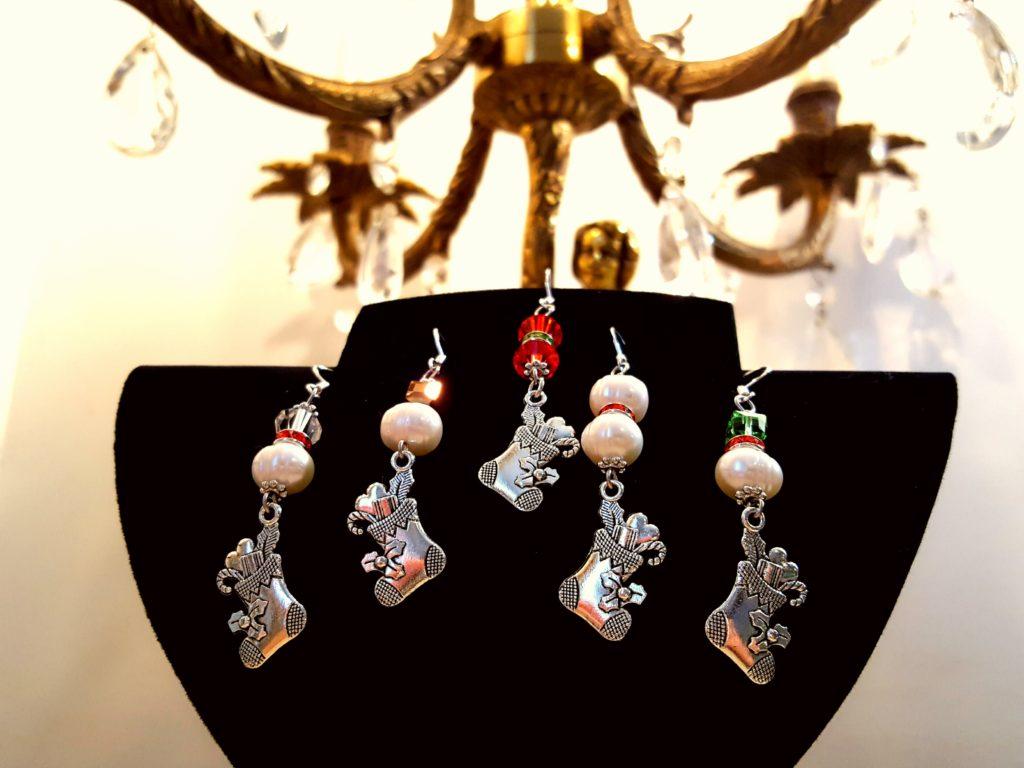 Boucles d'Oreille Leelooart