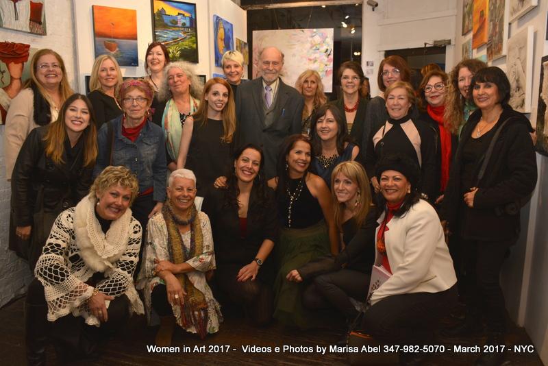 Women in Art 2017