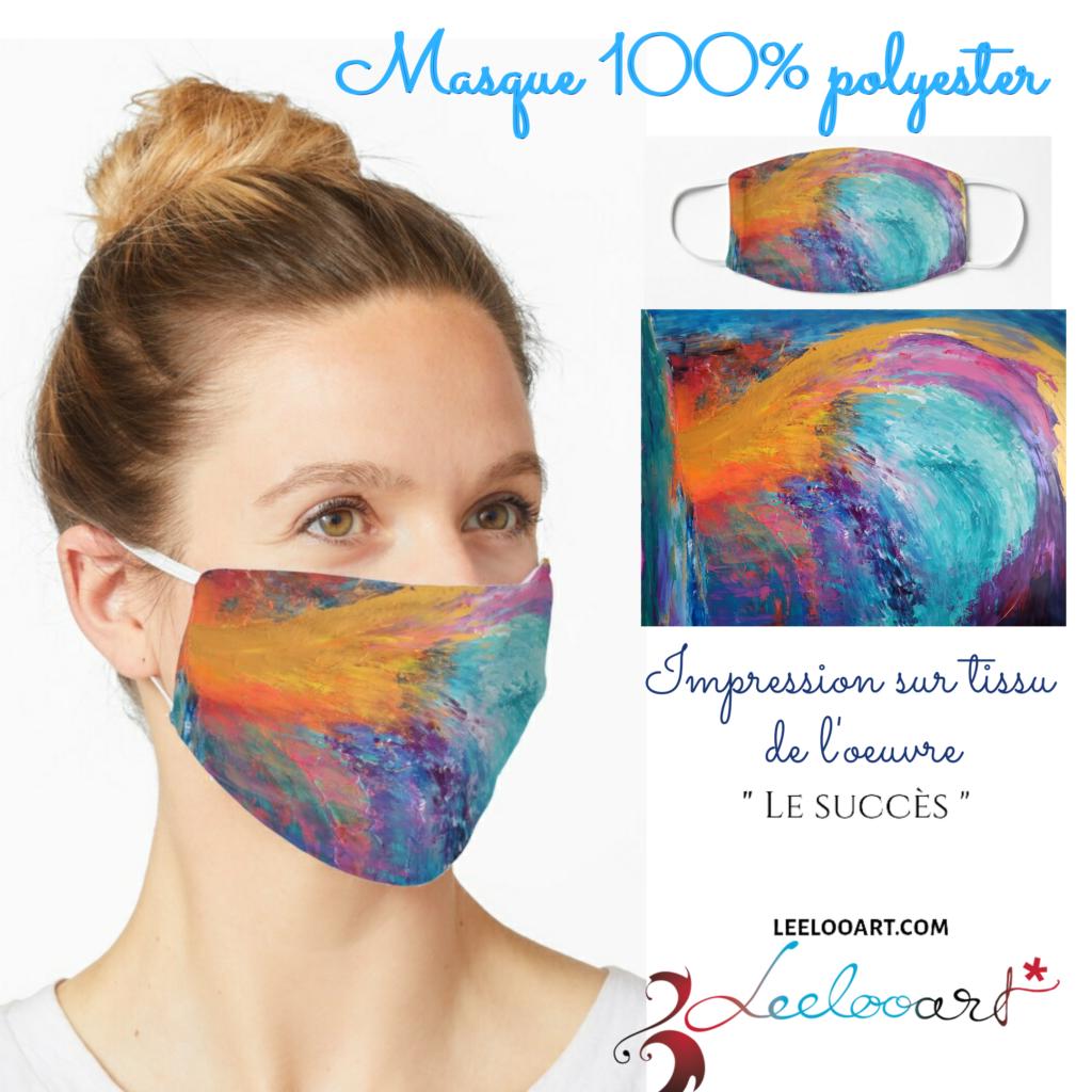 masque Leelooart
