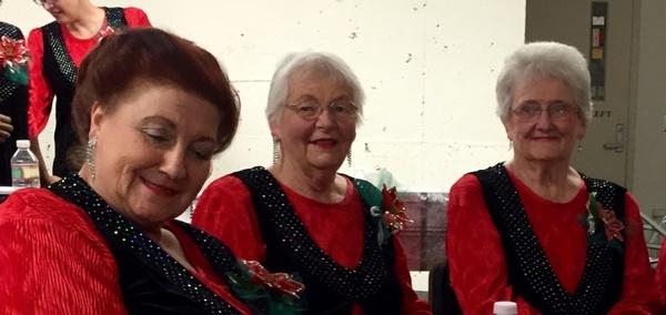 Loretta, Mary Jett, Mama Nance