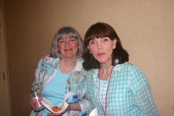 Joanne and Maureen