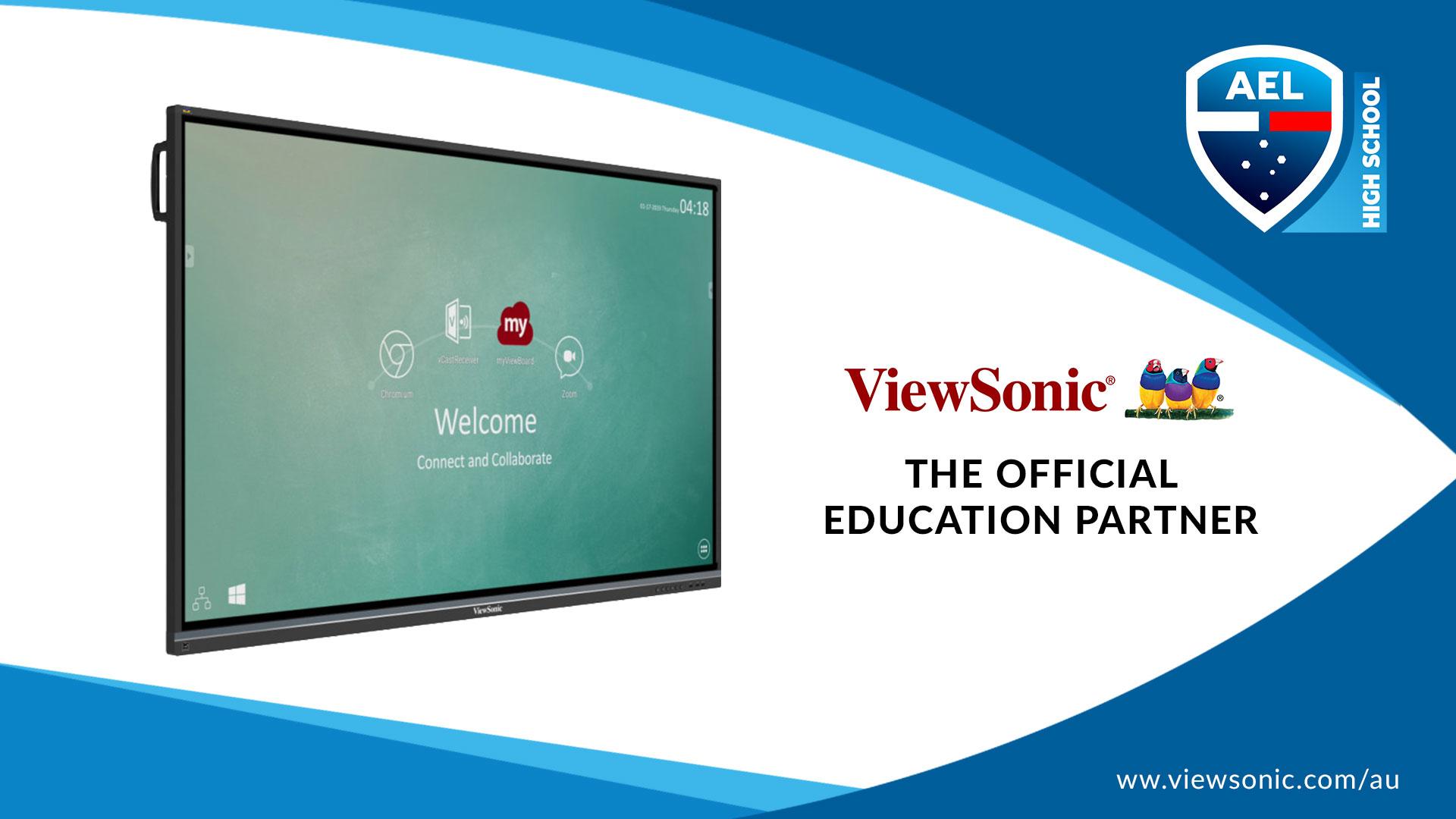 ViewSonic supports High School esports with Australian Esports League partnership
