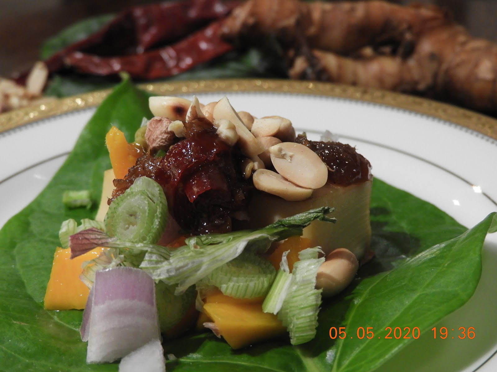 Wild Tofu - Asian cuisine at Kitchen by Nidhi