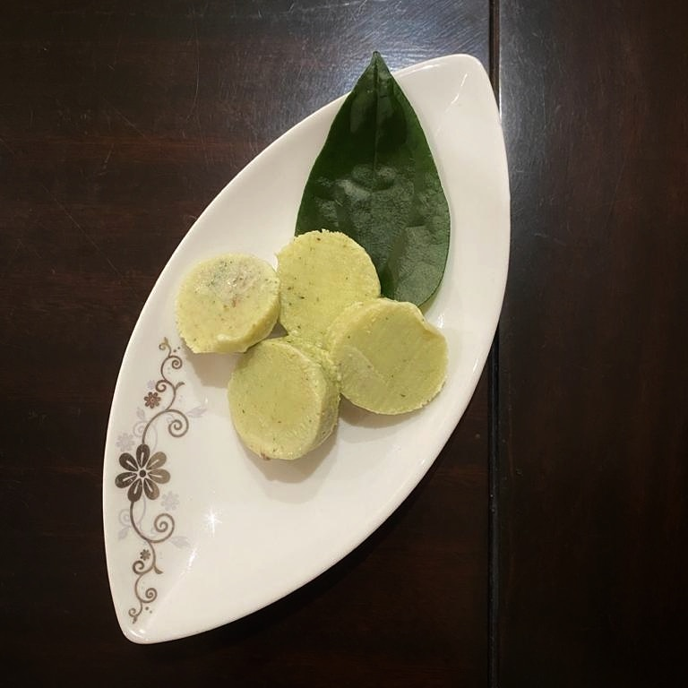 Paan Kulfi - Betel leaf ice-cream - Indian cuisine recipe at Kitchen by Nidhi