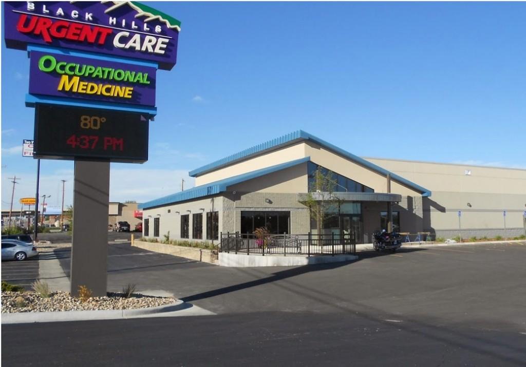 Black Hills Occupational Medicine Facility