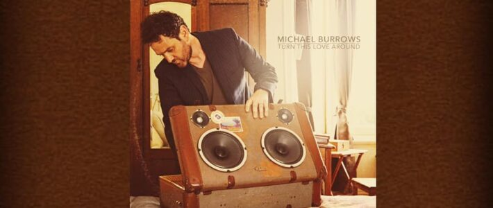MICHAEL BURROWS – GRAMMY NOMINATED