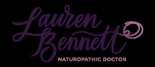 Dr Lauren Bennett ND