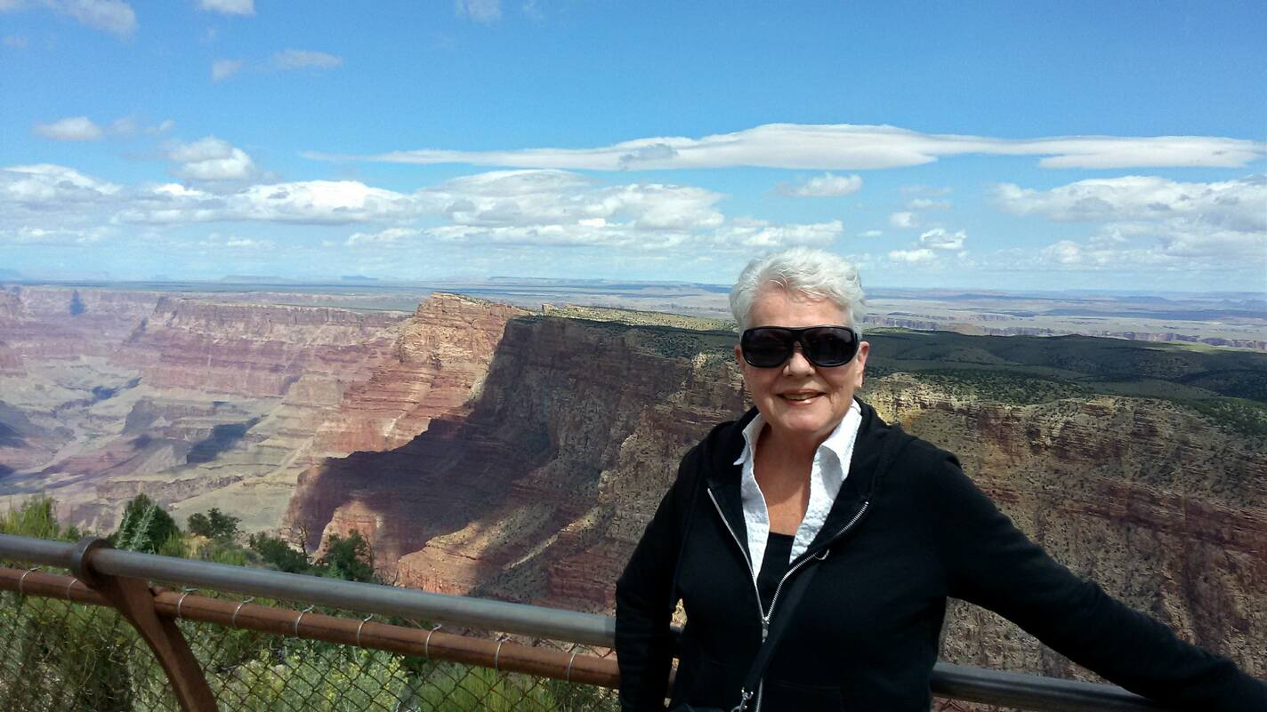View Point at Desert View Visitor Centre