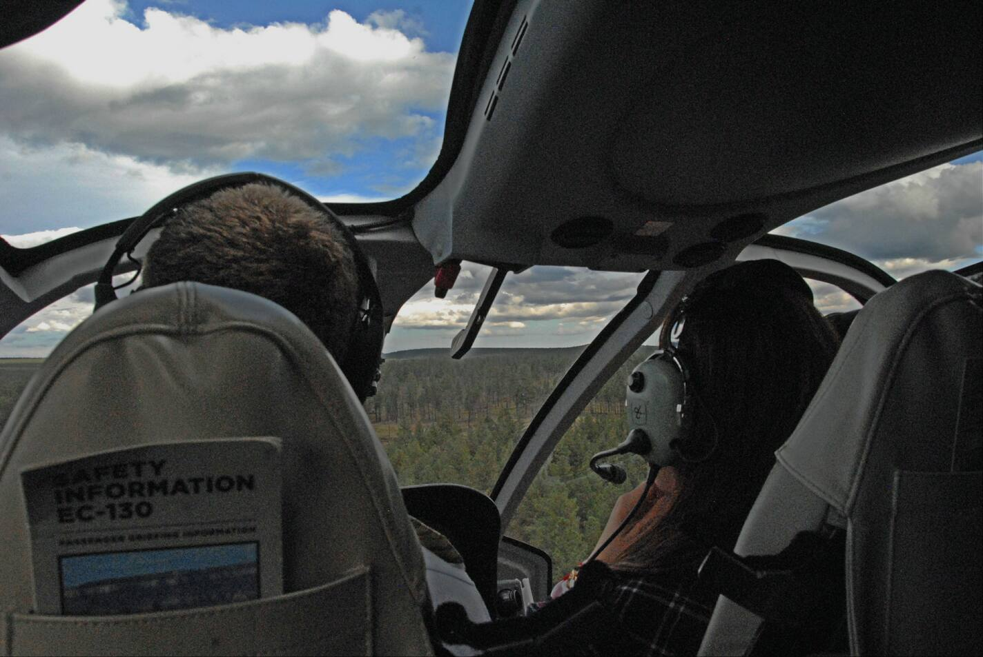 Our Helicopter Tour