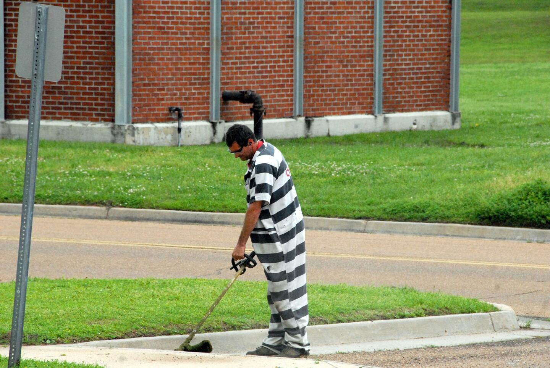 Inmate Gardeners