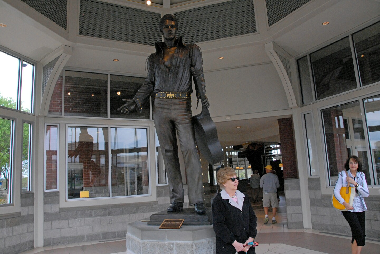 Memphis Visitor's Centre - Elvis