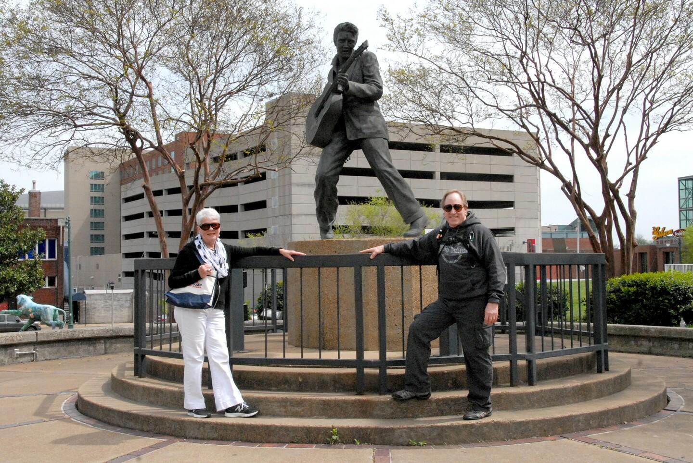 50th Wedding Anniversary with Elvis