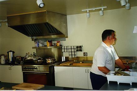 Pierre In The Kitchen