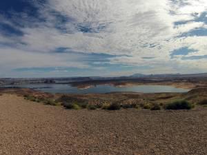Lake Powell near Page, Arizona
