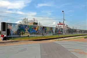 Mural Wall - Vicksburg