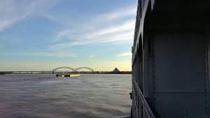 Nearing Memphis
