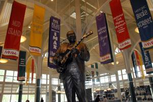 Memphis Visitor's Centre - BB King