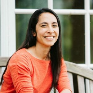 Mellisa Nagy, creative entrepreneur shares how she works from home full time as a mother.