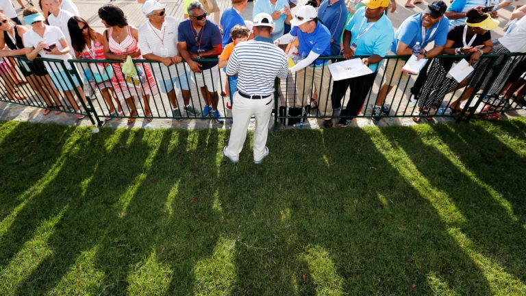 """So you wannt grow golf: Harold Varner III Featured in article in """"The Players Tribune"""""""
