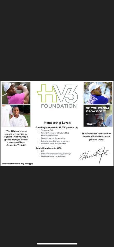 The HV3 Foundation announces Membership Levels