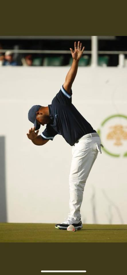 Harold Varner III reflects on the past year