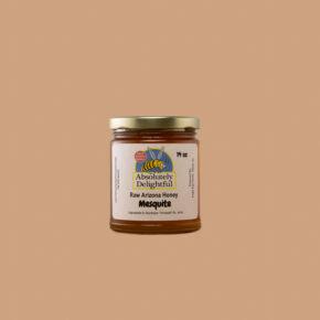 Liquid Mesquite Honey