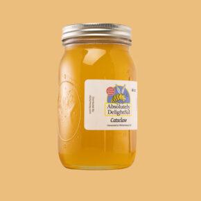 Large Catsclaw Honey Jar