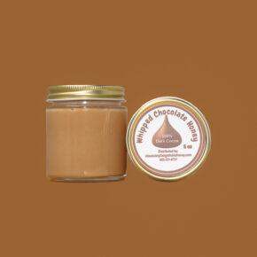 Small Whipped Chocolate Honey