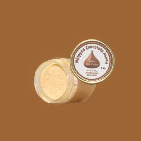 Small Whipped Chocolate Honey and Lid